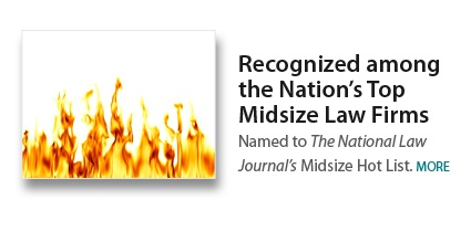 Flaster Greenberg Named to The National Law Journal's Midsize Hot List -